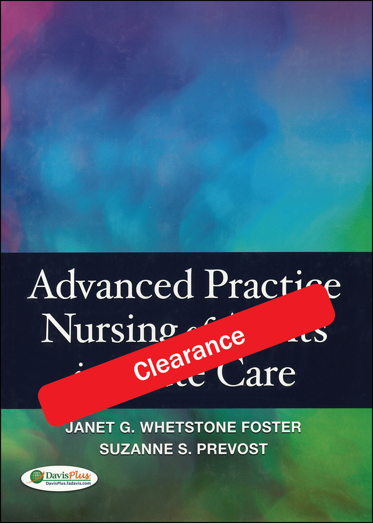 Advanced Practice Nursing of Adults in Acute Care