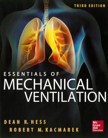 Essentials of Mechanical Ventilation, 3rd Ed.