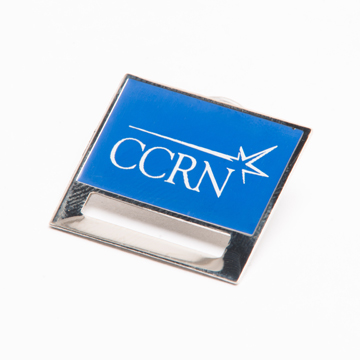 CCRN Badge Holder