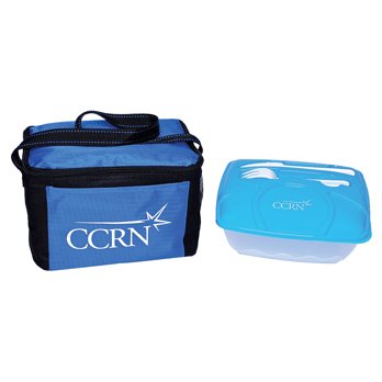 CCRN Lunch Bag Set with Storage Container