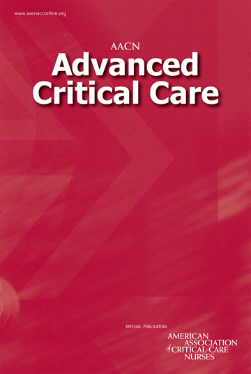 AACN Advanced Critical Care 1 Year Subscription