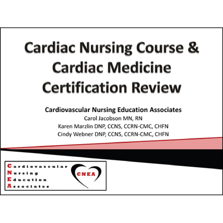 Cardiac Nursing Course and Cardiac Medicine Certification (CMC ...