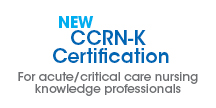 CCRN-K Knowledge Professional Certification