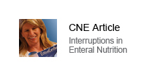Interruptions in Enteral Nutrition Delivery in Critically Ill Patients and Recommendations for Clinical Practice