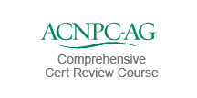 ACNPC-AG Certification Review Course Online