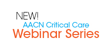Acute and Critical Care Webinar Series