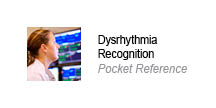 AACN Dysrhythmia Recognition Pocket Card
